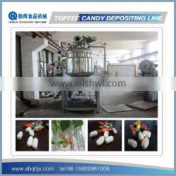 Depositing Type Soft Milk Candy production line