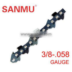 Chainsaw Saw Chain for Chainsaw Parts 3/8 .058