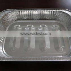 aluminum foil tray for food in hot sale with high quality