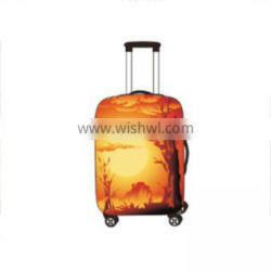 Hot selling polyester customized luggage cover
