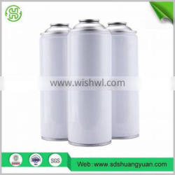 blank white paint empty aerosol can for PU foam manufacture export directly