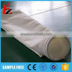 Top grade polyester dust collector filter bag