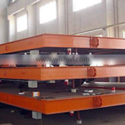 20T Steerable Coil Transfer Vehicle