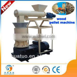 newest controller automatic adding water function wood pellet mill/wood pellet machine