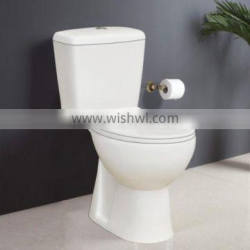 small size two pieces toilet