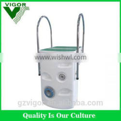 Hot sell integrated filter for swimming pool ,small water filter,bore water filter