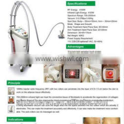 CE&FDA Approved Kuma Shape Body Slimming, Cellulite Reduction and Weight Loss Multifunction Beauty Machine Price