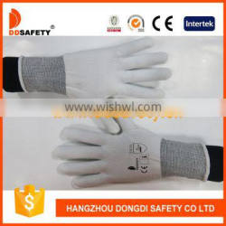 DDSAFETY Hot sale 13 Gauge nylon glove with CE