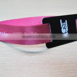 Disposable RFID Cheap Event Wristbands with Lowest Cost