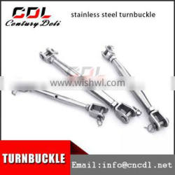 stainless steel304 316 10mm 20mm swivel turnbuckle