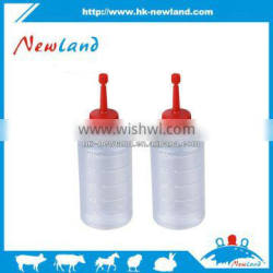 100ml plastic semen bottle with cap for sow artificial insemination
