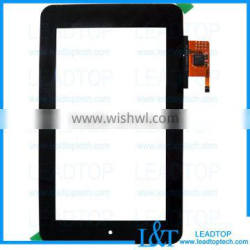 for HP Slate 7 glass digitizer