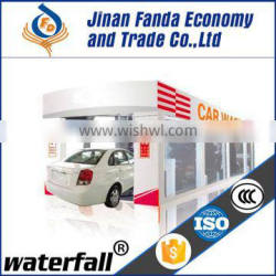 China FD12-2A Fully Automatic Tunnel Car Wash Machine Price for Car Washer