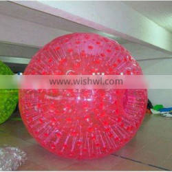 Durable Inflatable Zorbing Ball ,Zorb Balls For Kids And Adult Outdoor Toy