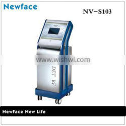 New Face NV-S103 2017 beauty equipment radio frequency machine korea body shaper slimming machine for face tightening