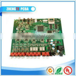 The lowest price double-sided pcb sample and pcb prototype