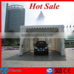 2014 hot sale Cheap CE,TUV and SGS cetificited alunum alloy frame PVC fabric used canvas tents for sale