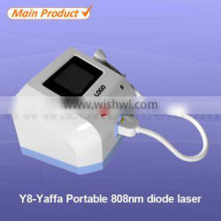 Y8 Painless 808nm diode laser hair removal machine for sale