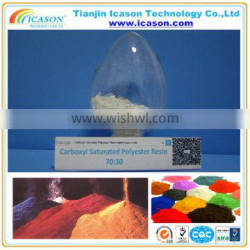 polyester resin 7030 / carboxyl saturated polyester resin 70:30 / chemicals