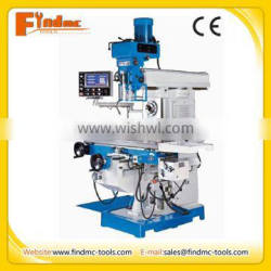 high precision auto-feeding milling machine X6336 hot selling in Europe
