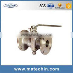 OEM Alibaba Wholesale Newest Design Pneumatic Actuator Ball Valve