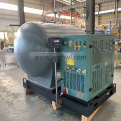 refrigerant gas recovery machine WFL36 for ISO tank R22 gas price machine