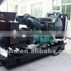 Volvo soundless generator with CE and ISO