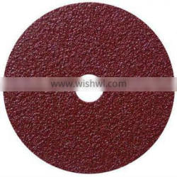 Abrasive Polishing Fibre Disc