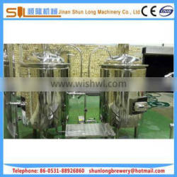 High grade polishing brewing system beer equipment 300l brew house