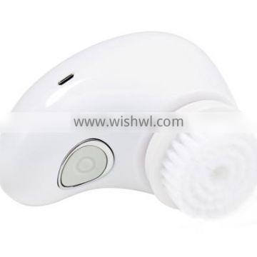 Facial Brush Cleansing New Skin System Plus Free Scrubbing Stone for Deep Pore Cleaning