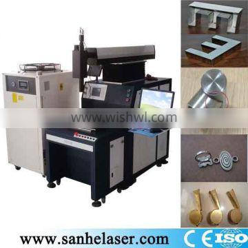 high quality high speed manual portable spot welding machinery ,Laser welding machine for channel letter with high quality