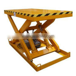 2000KG Stationary lift table with Max.height 2000mm (Customizable)