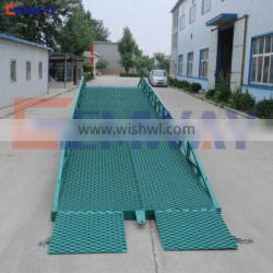 Best sale hydraulic truck mobile dock ramp for warehouse
