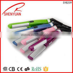 Newest pro hair straightener specialized in Hair Equiment supplier to USA Brazil so on