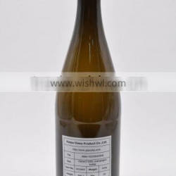 champagne glass bottle 75cl