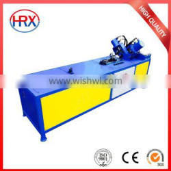 CNC air duct angle steel flange production line