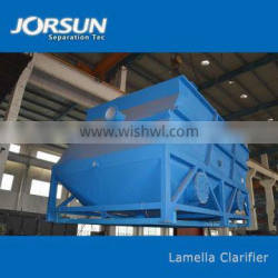 2015 highest quality Lamella Clarifier in industry sewage treatment