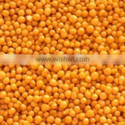 polymer-sulfur coated Urea release in 3 months for agriculure use