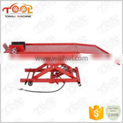Alibaba Express Good Quality Sell Well 800LBS Tl1700-3A Hydraulic Motorcycle Lift Table