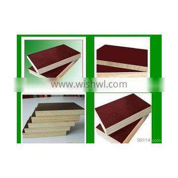 cheapest construction board/Marine plywood for Construction/film faced plywood for construction material