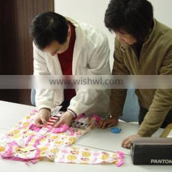 Inspection Service for polo shirt