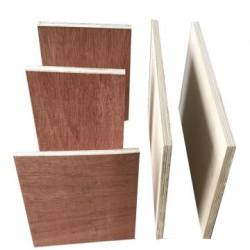 3-25mm Commercial Plywood Okoume Plywood Birch Plywood Poplar Plywood for Furniture and Decoration