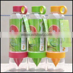 Factory Made Plastic Water Bottles Lemon Cup
