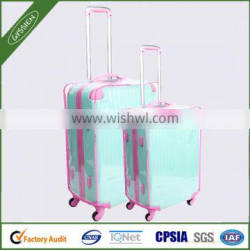 hot sale clear luggage cover