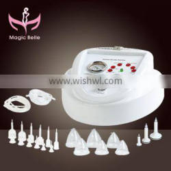 Hottest breast enhancement body massage machine vacuum breast therapy cupping machine