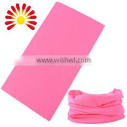 Have In Stock Cheap Promotion Microfiber Seamless Tube Multifunctional Bandana