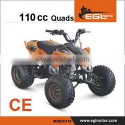 CE Certified Child Four Wheelers 110cc