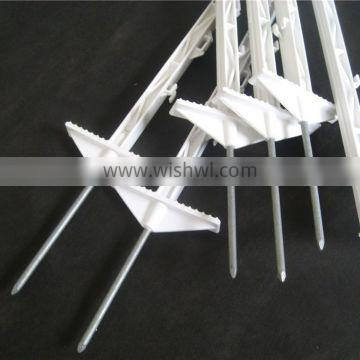 electric fence PP T post for poultry netting