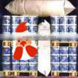 China pp woven dunnage bags
