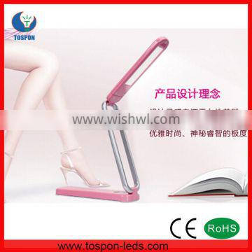 mini led table lamps with USB port battery operated led table lamp